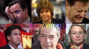 happy voting